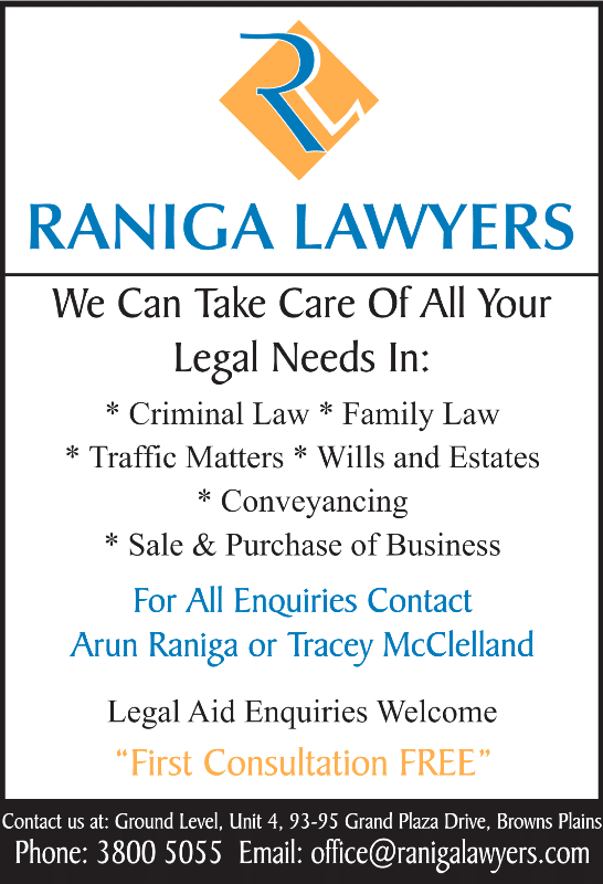RANIGA-LAWYERS
