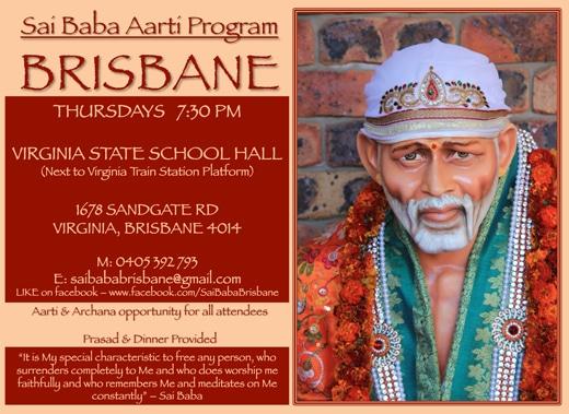 Sai-Baba-aarti-program