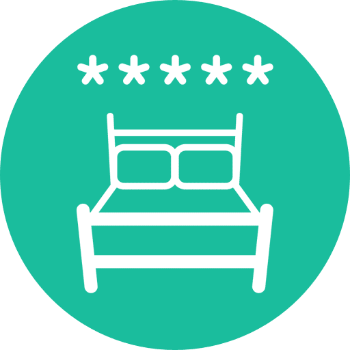 Accommodation icon