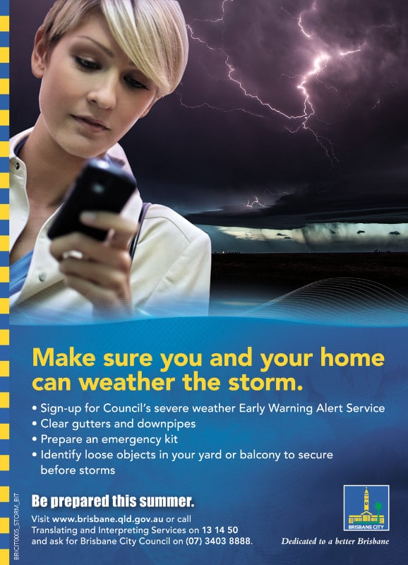 Make Sure You And Your Home Can Weather The Storm