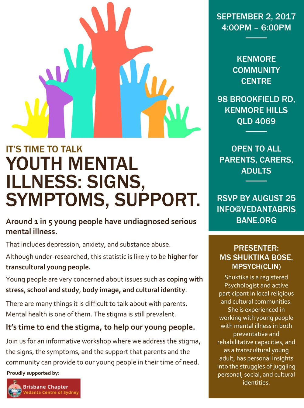 It's Time To Talk  Youth Mental Illness Signs, Symptoms. Airies Signs Of Stroke. Sabs Signs. 10 Traffic Signs Of Stroke. Corona Signs Of Stroke. Humidity Signs. Second Grade Signs. Syptoms Signs Of Stroke. Centria Autism Signs
