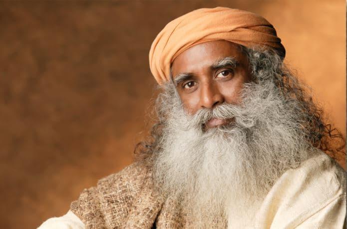 Just Like Magic…..Sadhguru, Isha Foundation