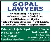 Gopal Lawyers