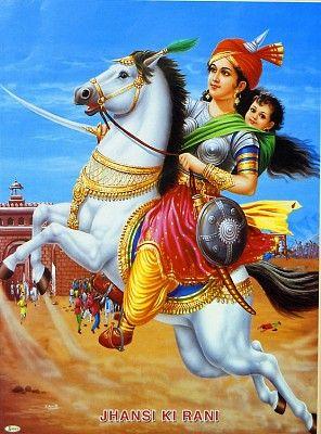 Lakshmibai – Jhansi Ki Rani…. an article by Awadesh Sharma