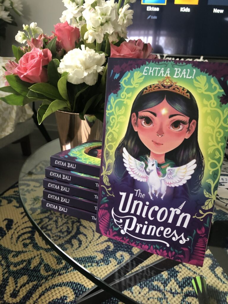 The Unicorn Princess: Ektaa Bali